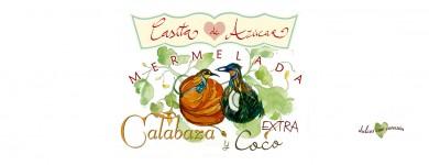 Calabaza y coco - Marisa Mancilla
