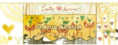 Mandarina con chocolate - Itziar Ruiz Vadillo