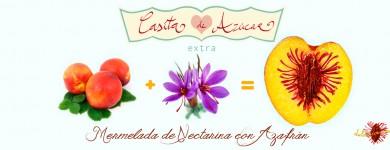 Nectarina con Azafrán - Pablo Capitan